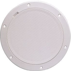 "Beckson DP85 Pry-Out Deck Plate 8"" Diamond Pattern 