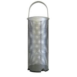 Perko 99D Stainless Steel Basket for 0493 Series | Blackburn Marine Strainers & Marine Strainer Accessories