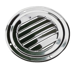 Sea-Dog Stainless Steel Round Louvered Vent | Blackburn Marine Louvered & Flat Vents