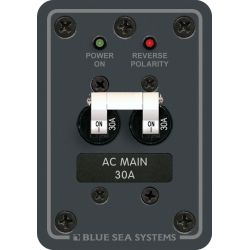 Blue Sea Systems AC Main 30A | Blackburn Marine