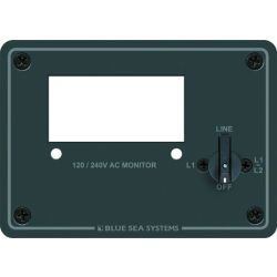 Blue Sea Systems AC Digital Meter Panel - 240V AC | Blackburn Marine