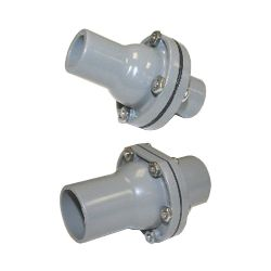 "Bosworth Co. 74-8 ""Guzzler"" Series 1"" Foot/Check Valve 