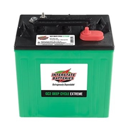 Interstate Deep Cycle Marine Battery >> Interstate Marine Gc2 Deep Cycle Extreme Blackburn Marine