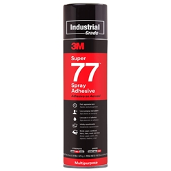 3M Super 77™ Multipurpose Adhesive Aerosol | Blackburn Marine