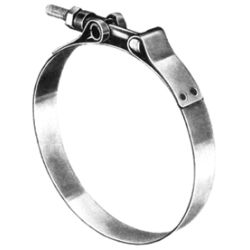 "MPI Series 720 Heavy Duty T-Bolt Band Clamp 2.75""- 3.40"" 