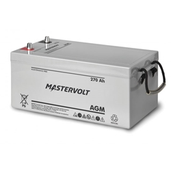 Mastervolt AGM 12/225 (group 8D) | Blackburn Marine Supply