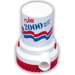10 Rule 2000 Submersible | Blackburn Marine Bilge Pumps