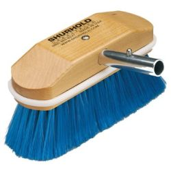 "8"" Solid Wood Window and Hull Brush 