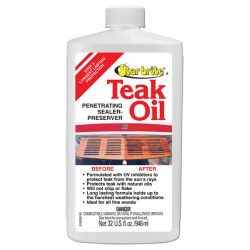 Star Brite Teak Oil | Blackburn Marine Teak Cleaners & Oils