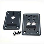 Blue Sea Systems A-Series Blank Mounting Panels | Blackburn Marine