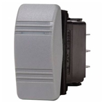 Blue Sea Systems Contura Switches - Gray | Blackburn Marine