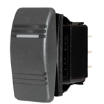 Blue Sea Systems Contura Switches - Black | Blackburn Marine