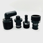 Marine East Male Pipe Thread to Barb Adapters | Blackburn Marine