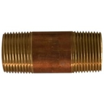 Midland Metals Brass Nipple 1 Diameter | Blackburn Marine