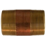 Midland Metals Brass Nipple 1-1/2 Diameter | Blackburn Marine