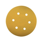 "3M Hookit™ Gold Film Dust Free Sanding Disc 5"" P320 grit 