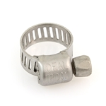 Ideal Tridon 300 Stainless Steel #04 Micro Hose Clamps | Blackburn Marine Plumbing Supplies