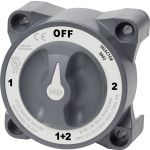Blue Sea Systems HD-Series Heavy Duty Selector Battery Switch | Blackburn Marine Supply
