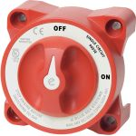 Blue Sea Systems e-Series On Off Battery Switch | Blackburn Marine Supply