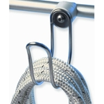 Forespar 156000 Life Ring Bracket | Blackburn Marine Man Overboard Equipment