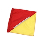 Forespar 202026 Crew Overboard Pole Replacement Flag | Blackburn Marine Man Overboard Equipment