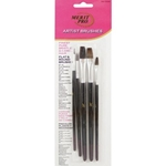 Lancaster Artist Brush Set 5Pc