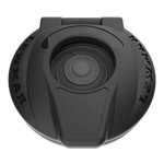 Lewmar SX Deck Switch Open Lid Black | Blackburn Marine Electrical Supplies