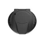 Lewmar SX Deck Switch Closed Lid Black | Blackburn Marine Electrical Supplies