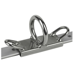 "Schaefer 17-84 Spinnaker Pole Slider Towable/Lined for 1-1/4"" T-Track 