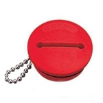 Sea-Dog 357015-1 Red Replacement Cap for Nylon Deck Fill Gas Hose | Blackburn Marine Deck Fill