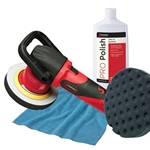 Shurhold Dual Action Polisher With Starter Pack