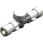 Whale WX1574B Stem Shut-Off Valve (Female to Female) Inline Valve | Blackburn Marine Valves & Marine Valve Accessories